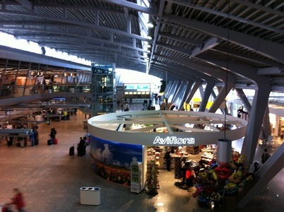 Terminal Eindhoven Airport
