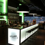 Upstairs Eindhoven Airport