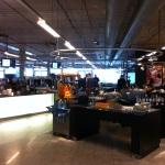 restaurant Eindhoven Airport