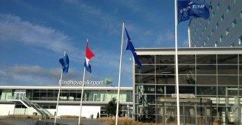 Luchthaven Eindhoven Terminal