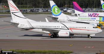 Mogelijke groei naar één vliegtuig per 3 minuten in het jaar 2030