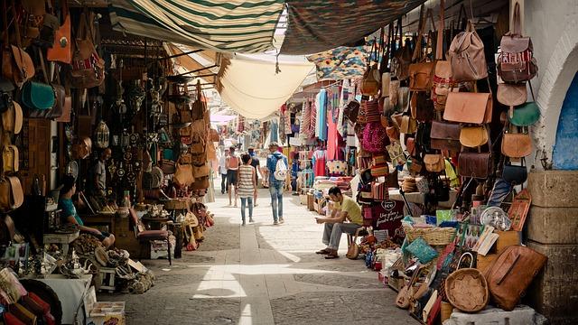 Oujda Marokko