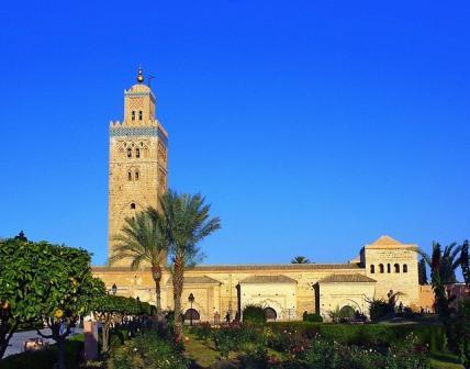 Marrakech vliegticket