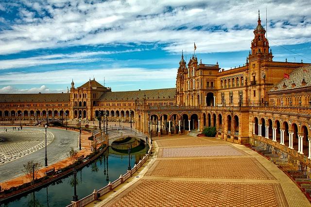Sevilla vliegticket