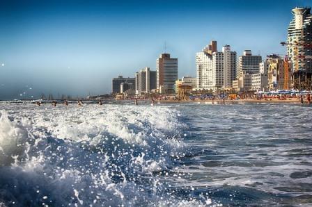Tel Aviv vliegticket