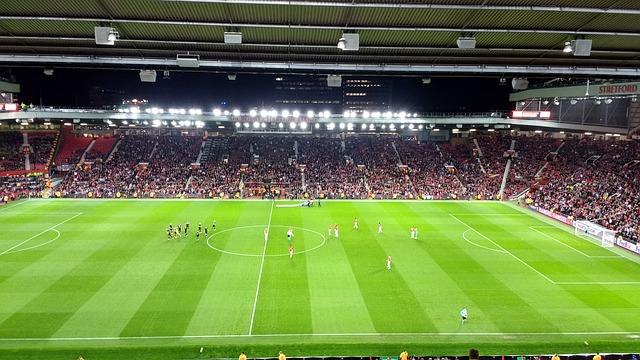 Voetbalreis Engeland