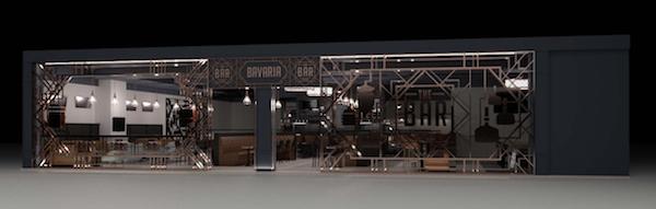 The Bar vliegveld