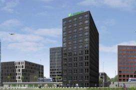 Nieuw 4-sterrenhotel Holliday Inn bij Eindhoven Airport